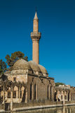Old mosque in Turkey Royalty Free Stock Photography