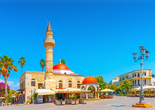 Old mosque Royalty Free Stock Photography