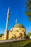 Old mosque in Urfa city in Turkey Royalty Free Stock Photos