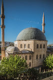 Old mosque in Urfa city in Turkey Stock Photo