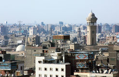 Old mosques in cairo Stock Photo