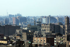 Old mosques in cairo Stock Photography