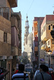 Old mosques in cairo Royalty Free Stock Photos