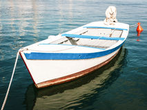 Old motor boat Royalty Free Stock Photo