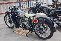 Moto Guzzi Falcone Sport Royalty Free Stock Photography
