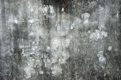 Old mottled concrete wall for background texture Royalty Free Stock Photography