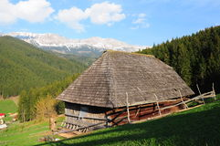 Free Old Mountain Cottage Stock Photo - 14317970