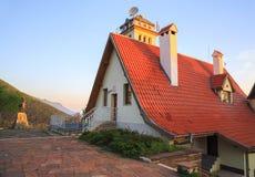 Old mountain hut, Bulgaria Stock Image