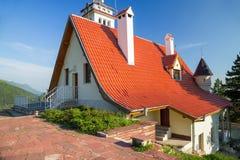Old mountain hut, Bulgaria Royalty Free Stock Photos