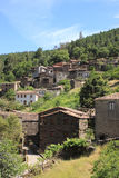 Old mountain village Stock Photography