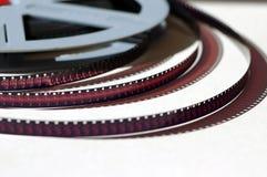 Old movie. Movie stock photo
