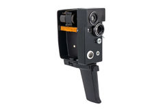 Old movie camera Stock Images