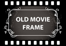 Old movie film Stock Images