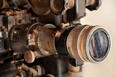 Free Old Movie Projector Royalty Free Stock Image - 19669506