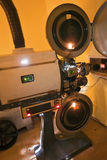 Old movie projector Royalty Free Stock Photos