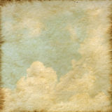 Old Mulberry paper texture background Royalty Free Stock Photography