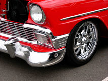 Old Muscle Car Royalty Free Stock Photography