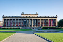 Old Museum in Berlin Royalty Free Stock Image