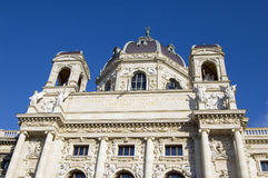 Old Museum Vienna Stock Image