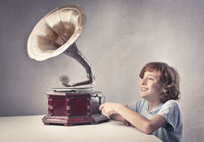 Old music Royalty Free Stock Photo