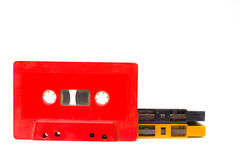 Old music tape Royalty Free Stock Image