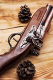Old musket Stock Photos