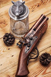 Old musket Royalty Free Stock Photo