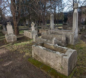Old muslim cemetery Stock Photography