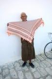 An old Muslim man Royalty Free Stock Photos