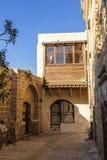 The old narrow streets of Jaffa. Tel Aviv, Stock Photography