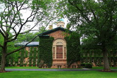 Old Nassau Hall Princeton University Royalty Free Stock Image