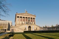 Old National Gallery at Berlin, Germany Stock Photos
