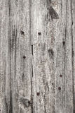 Old natural  barn wood Royalty Free Stock Photography