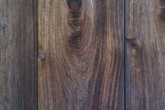 Old natural traditional japanese brown pine wooden texture wall Royalty Free Stock Photography