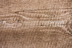 Old natural wooden background close up. Dark wood texture.  Stock Image