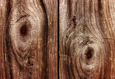 Old natural wooden texture Royalty Free Stock Photos