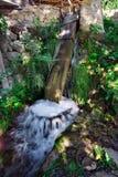 Old nature washing machine Royalty Free Stock Photos