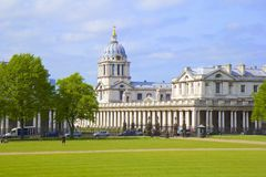 Old Navy Office in London. Old Navy office building in London, Greenwich Stock Image