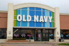 Old Navy store Stock Photo