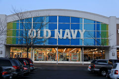 Old Navy store Royalty Free Stock Photo