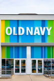 Old Navy Store Royalty Free Stock Images