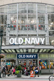 Old Navy store royalty free stock image