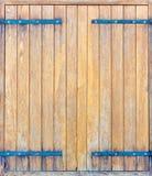 Old'ne wooden Images libres de droits
