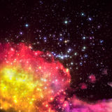 Old nebula Stock Photography