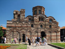 Old Nesebar Royalty Free Stock Photos