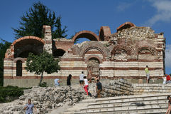 Old Nessebar, Bulgaria Royalty Free Stock Image