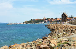 Old Nessebar, Bulgaria. Stock Image