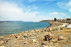 Old Nessebar, Bulgaria. Royalty Free Stock Photo