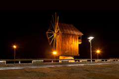 Old Nessebar, night view Royalty Free Stock Photography