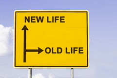 Old new life Royalty Free Stock Photo
